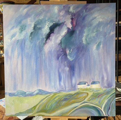 Carol's Painting 2021